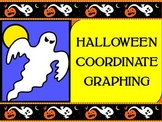Halloween Coordinate Graphing