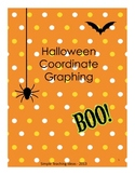 Halloween Coordinate Graphing-First Quadrant-No Decimals