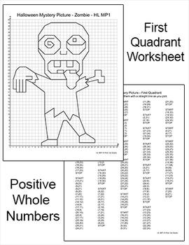 halloween math coordinate graphing ordered pairs halloween activities. Black Bedroom Furniture Sets. Home Design Ideas