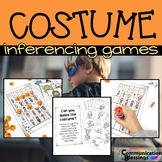 Halloween Costume Inferencing Activities