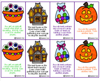 Halloween Costume Cause n' Effect