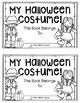 Halloween Costume Emergent Reader FREEBIE!
