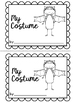 Halloween Costume Emergent Reader {My Costume}