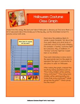 Halloween Costume Graph