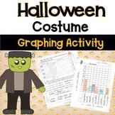 Halloween Costume Graphing Activity