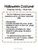 Halloween Graphing Activity