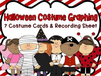 Halloween Costume Graphing