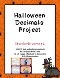 Halloween Costume Group Project