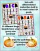 Halloween Costume Bingo- Inferences, Pictures, Reading, Sp