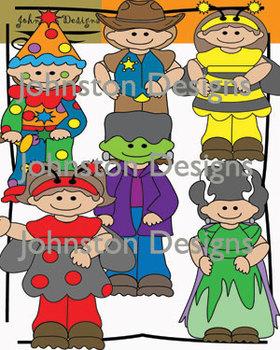 Halloween Costume Kids