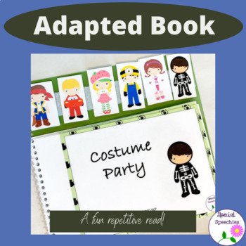 Adapted Book - Costume Party