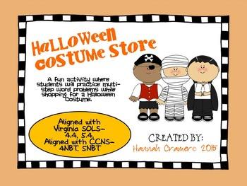 Halloween Costume Store