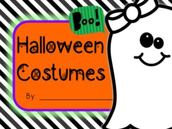 Halloween Costumes (HE vs SHE) {B&W}