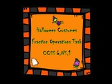 Halloween Costumes: Fraction Operations Task (6.NS.1)