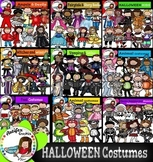 Halloween Costumes Kids Mega Bundle