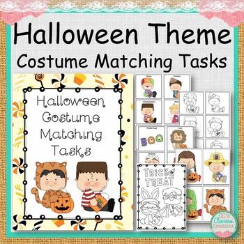 Halloween Theme Costume Matching