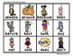 """Halloween Costumes """"Roll, Say, Keep!"""" 2nd Grade Dolch Sight Word Center + Extra"""