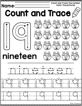 Halloween Count and Trace