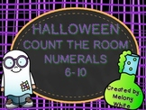 Halloween Count the Room 6-10