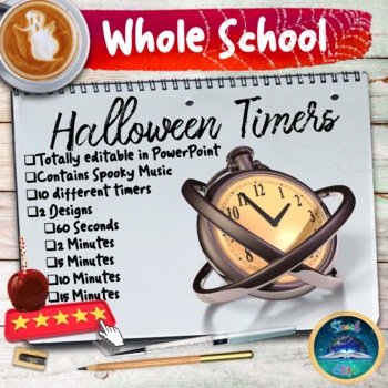 Halloween Countdown Timers