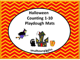 Halloween Activities Playdough Mats Fine Motor Special Education Early Childhood