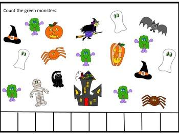 Halloween Activities Playdough Mats Fine Motor Special Education Early Childhood