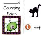 Halloween Counting Book (FREE)
