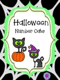 Halloween Counting Cats