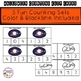 Halloween Math Activity- Counting Clip Cards