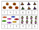Halloween Counting Clips 1-10