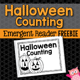 Halloween Counting Emergent Reader Freebie