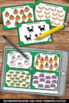 Halloween Math Activities & Games Counting Task Cards Kind