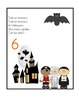 Halloween Counting Mats 1-20