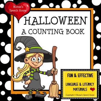 Halloween Counting/Numbers