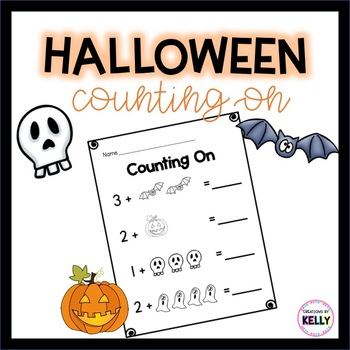 Halloween Counting On FREEBIE