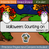 Halloween: Counting On: Numbers 1-20 (SMART Board)