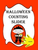 Halloween Counting Slider