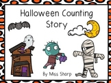 Halloween Counting Story