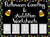 Halloween Counting and Addition