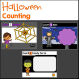 Halloween Counting for Google Slides