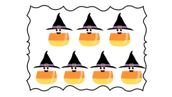 Halloween Counting to 10
