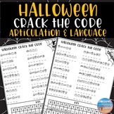 Crack the Code: Halloween Edition