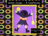 Halloween Witch Craftivity - A Witch Crash!