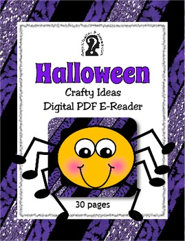 Halloween Craft & Classroom Ideas, Suggestions and Printables ~ click links
