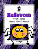 Halloween Craft & Classroom Ideas, Suggestions and Printab