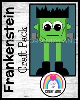 Halloween Craft: Frankenstein