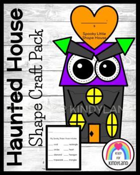 Halloween Craft: Haunted House