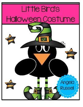 Halloween Craft - Little Bird's Halloween Costume
