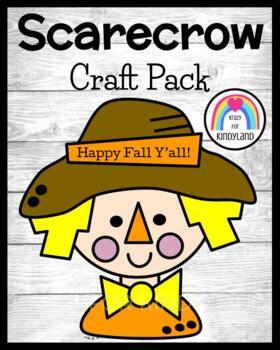 Scarecrow Craft (Halloween)