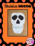 Halloween Craft (Skeleton)